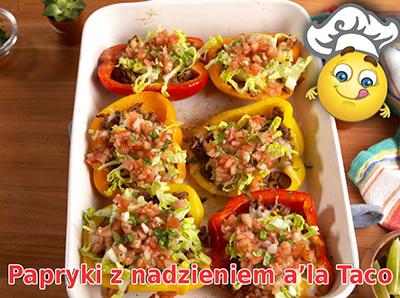 Papryki z nadzieniem a'la-Taco ikona