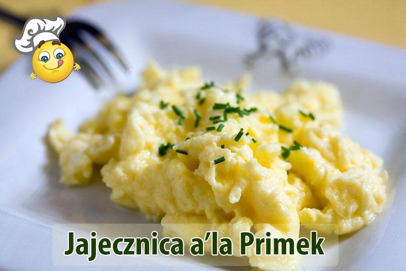 Jajecznica a'la Primek