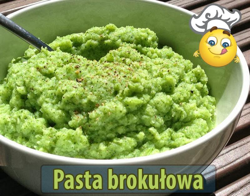 Pasta brokułowa