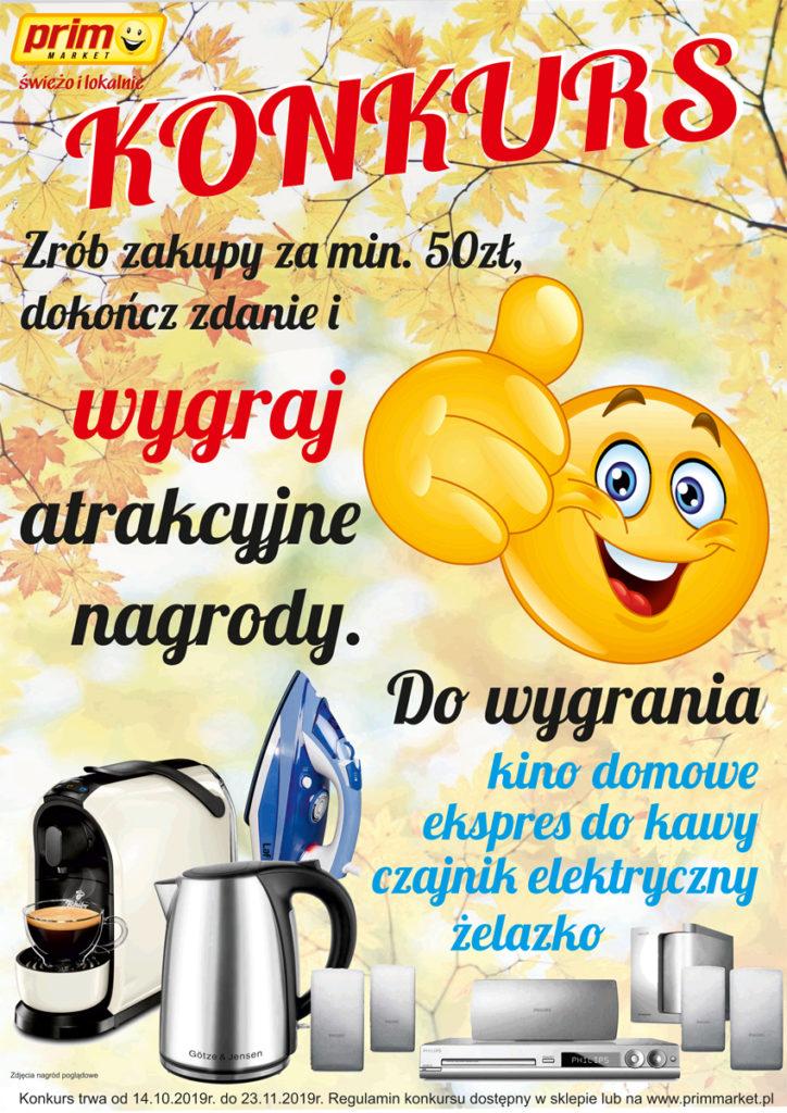 plakat_konkurs_jesien_OLSZTYNEK